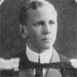 Photo of George Lawrence Bisset Mackenzie – Torontonensis 1913 (University of Toronto Year Book), pg. 53.