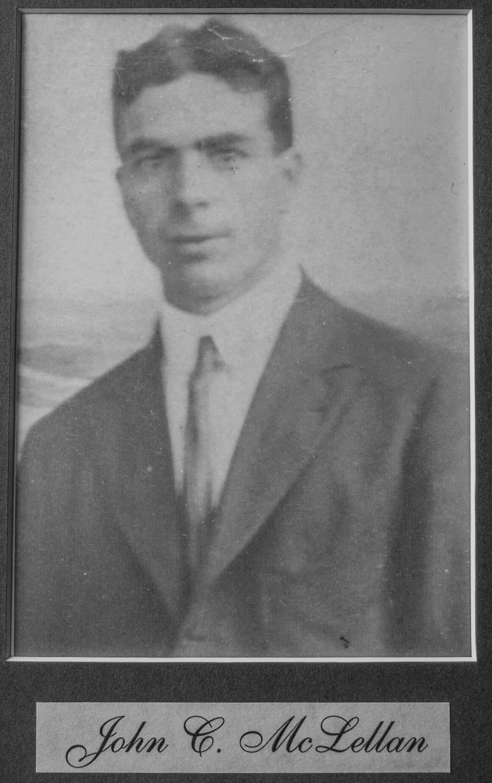 Photo of John C. McLellan