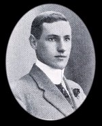Photo of Herbert B. Boggs – Lt. Herbert Boggs served with the 7TH  Canadian Infantry Battalion, The British Columbia Regiment. He was one of the first Canadian Officers killed in the Great War.