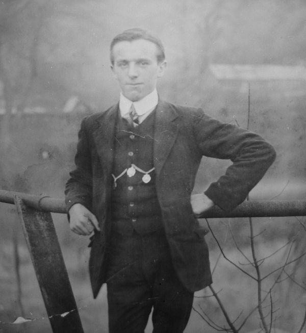 Photo of Albert Schofield