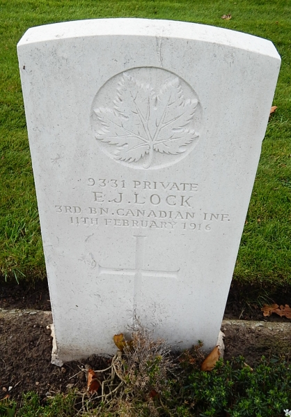 Grave Marker – Photo courtesy