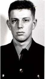 Sous-lieutenant d'Aviation Richard Vaughn Edwards