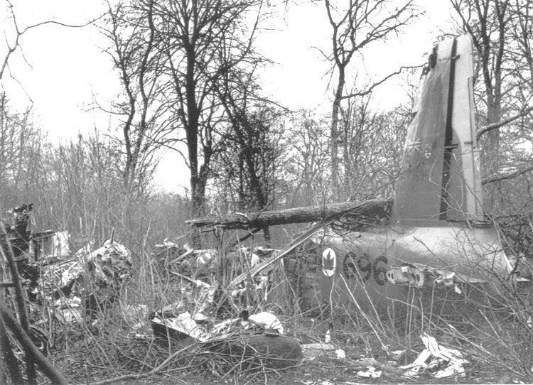 Bristol crash site