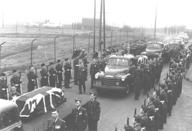 Convoy of Bristol Crash Victims