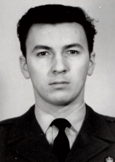 Flying Officer Joseph Maximillien Paul Lucien Picard