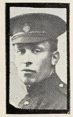 Photo of ROGER CROOK PEPLER – Photo from the National Memorial Album of Canadian Heroes c.1919. Submitted for the project, Operation: Picture Me.