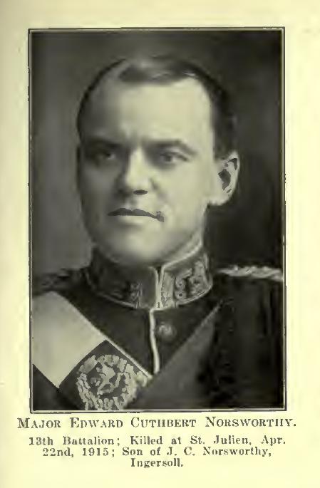 Photo of Edward Norsworthy