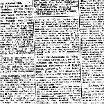 Newspaper Clipping – Third part of an account published in the Toronto Star for 1 May 1915 of the battle in which Major Norsworthy was killed in action.  His death is described in this part of the article.