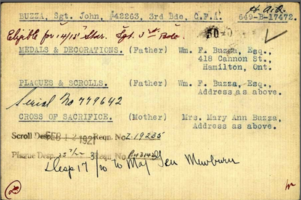 Document – Medals