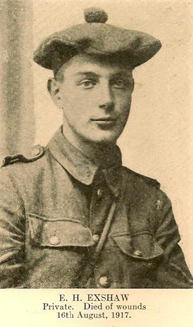 Photo of Edward Exshaw