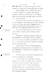 War Diary – Extract from 2nd Battalion War Diary for May 1917.