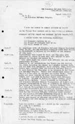 War Diary – 24 March 1917 (page 1)