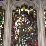 WWI War Memorial Windows – WWI War Memorial Windows at the Metropolitan United Church, Toronto, Ontario.