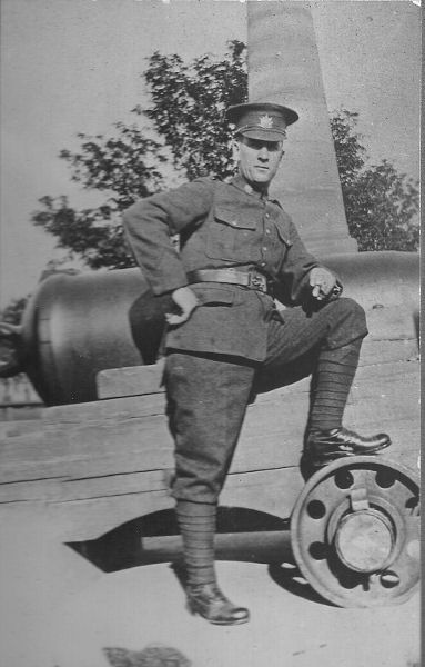 Photo of Henry Noble Lock