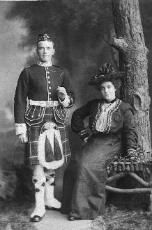 Photo of James & Annie