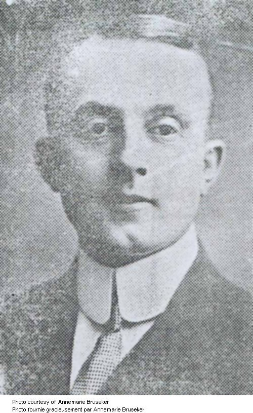 Photo of Frederick S. Albright