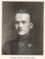 Photo of Harold Seward Gray