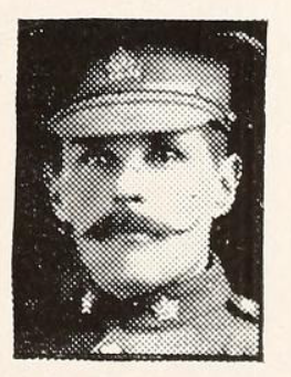Photo of WILLIAM HENRY LLOYD – Photo from the National Memorial Album of Canadian Heroes c.1919. Submitted for the project, Operation: Picture Me.