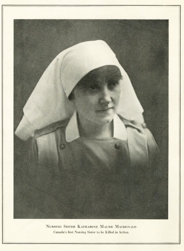Photo of Katherine Maud MacDonald