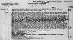War Diary – War Diary Entry describing the air raid on No. 1 Canadian General Hospital, Etaples, France