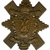 Badge – Cap Badge 42nd Bn (Royal Highlanders of Canada).  Pte McLeod enlisted with the 92nd Bn (48th Highlanders of Canada) but was transferred to the 42nd Bn as a reinforcement.  Submitted by Capt (ret'd) V. Goldman, 15th Bn Memorial Project team.  DILEAS GU BRATH
