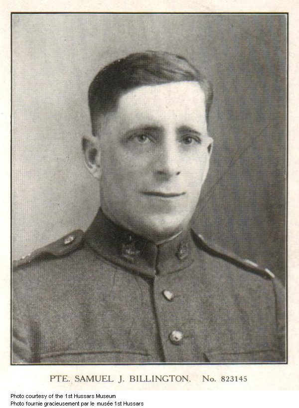 Photo of Samuel James Billington