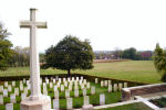Cemetery – The Petit-Vimy Cemetery, near Vimy Ridge and the town of Vimy, in the Pas de Calais, France (J. Stephens)