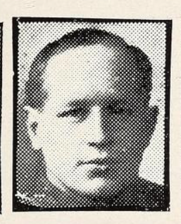 Photo of FREDERICK JOSEPH HORE – Photo from the National Memorial Album of Canadian Heroes c.1919. Submitted for the project, Operation: Picture Me.