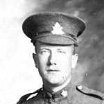 Photo 2 of Ronald Ray Morris – Taken at Folkstone, England, in the Summer of 1916.