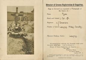 Graves registration form