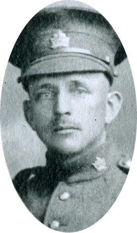 Photo of GEORGE WESLEY CLIFFORD – Undated picture of Climo, Frederick Charles:  Service no. 675537.