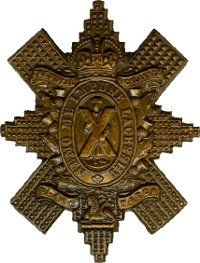 Cap Badge – Cap Badge 42nd Bn (Royal Highlanders of Canada).  Pte Wilcox enlisted with the 92nd Bn (48th Highlanders of Canada) but was transferred to the 42nd Bn as a reinforcement.  Submitted by Capt (ret'd) V. Goldman, 15th Bn Memorial Project team.  DILEAS GU BRATH