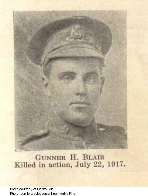 Photo of James Howard Blair