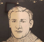Plaque – Captain Edward Lyman Abbott was inducted in the Saskatchewan Sports Hall of Fame on June 13, 2014.