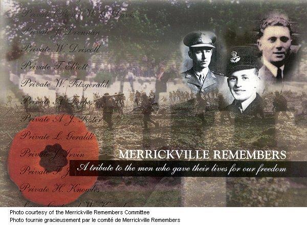 Merrickville Remembers