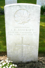 Grave Marker – Photo courtesy Wilf Schofield, England