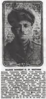 Newspaper clipping – From the Daily Colonist of June 1, 1917. Image taken from web address of http://archive.org/stream/dailycolonist59y149uvic#page/n0/mode/1up