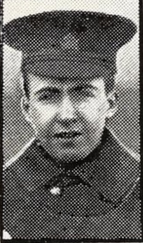 Photo of JOSEPH DAY – Photo from the National Memorial Album of Canadian Heroes c.1919. Submitted for the project, Operation: Picture Me.