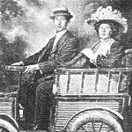 Photo of Albert and Alice Gates