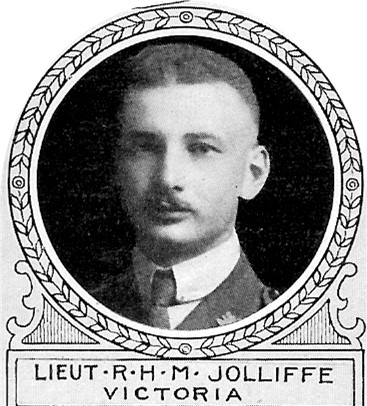 Photo of Reginald Jolliffe