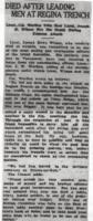 Newspaper clipping – From the Daily Colonist of May 26, 1917. Image taken from web address of http://archive.org/stream/dailycolonist59y144uvic#page/n0/mode/1up