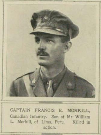 Photo of Francis Morkill