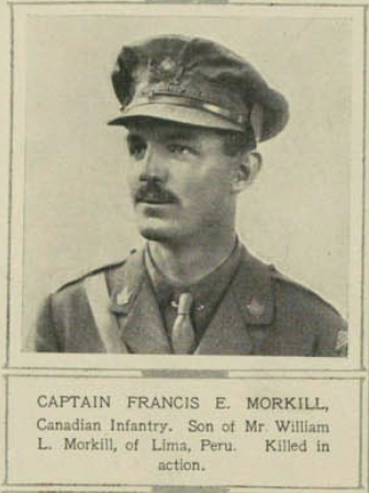 Photo of Francis Morkill – Submitted for the project, Operation: Picture Me