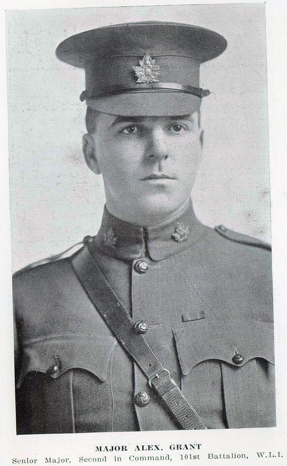 Photo of Alexander Grant