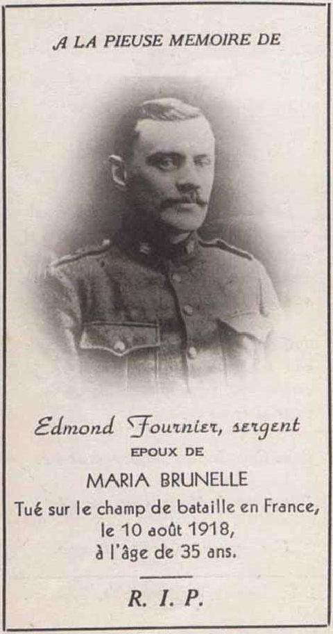 Photo of Edmond Fournier