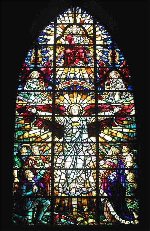 Memorial – St Andrew's Church Ottawa WWI memorial