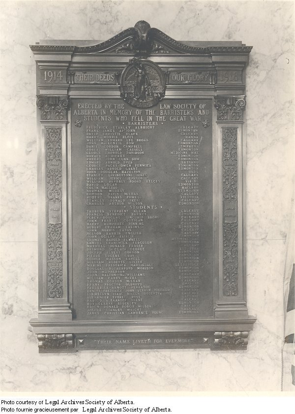 Plaque commmemorative