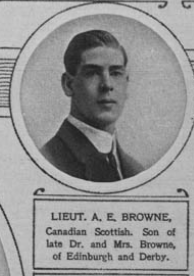 Photo of ALBERT EDWARD BROWNE – Submitted for the project, Operation Picture Me