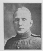 Photo of William George McIntyre – Tricolor Yearbook 1915