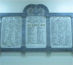 Memorial – The War Memorial in Perth And District Collegiate Institute for former studnets of the school who participated in World War I.